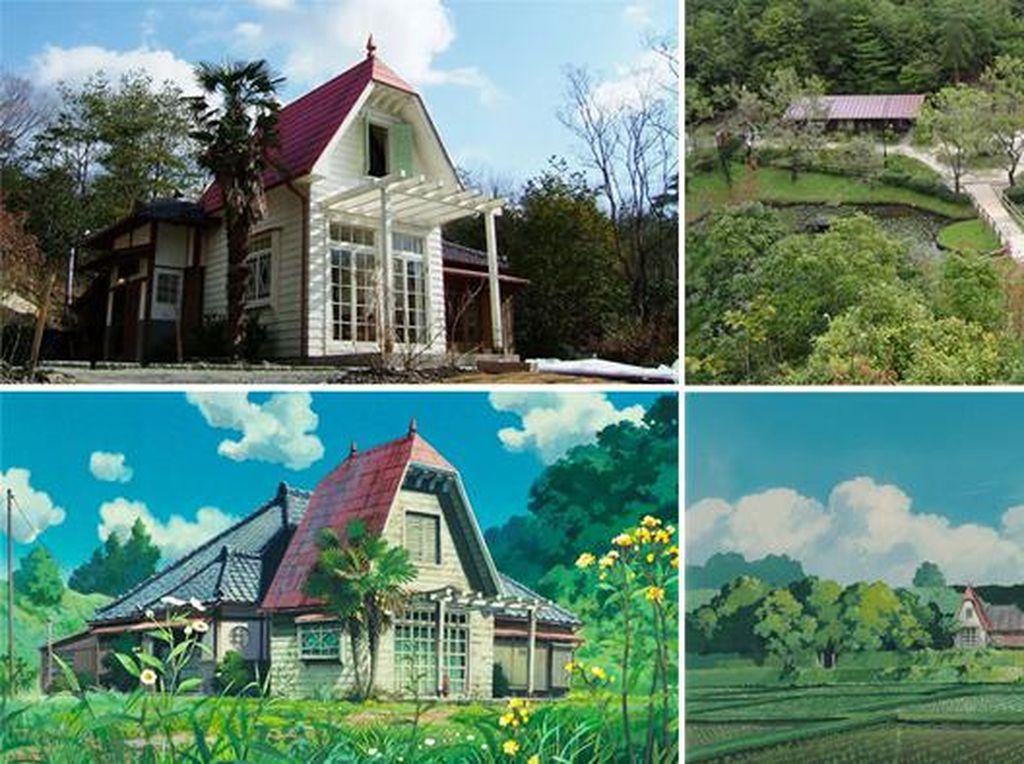 Intip Replika Rumah My Neighbor Totoro