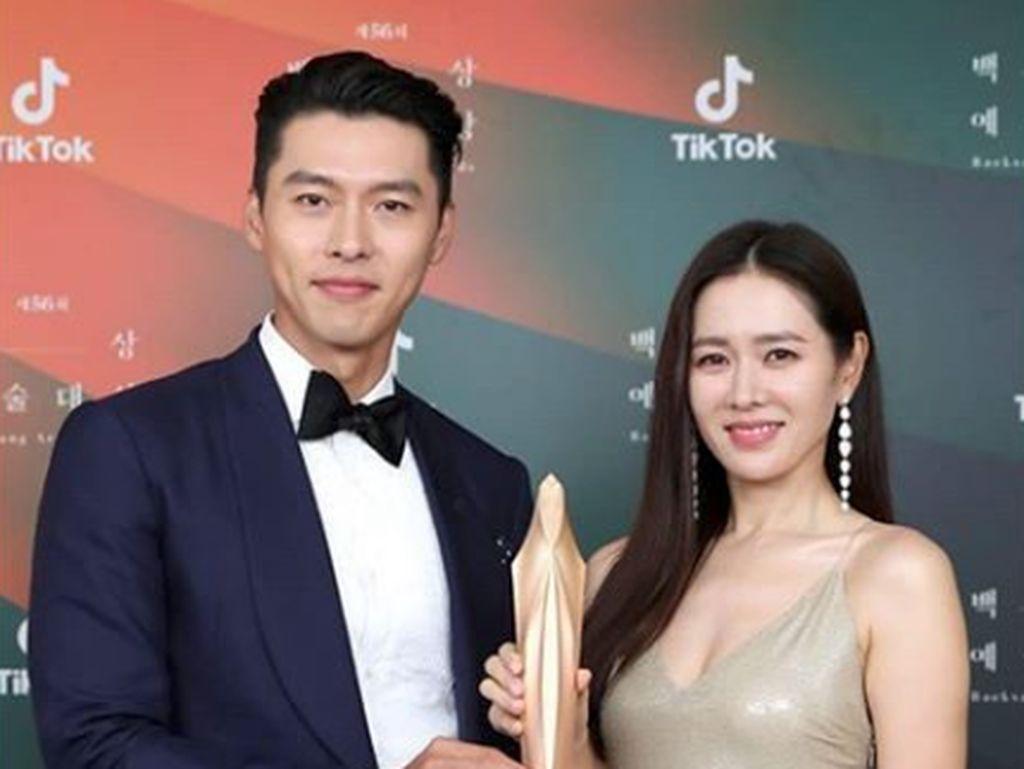 Pacaran dengan Hyun Bin, Son Ye Jin: Aku Bersyukur Bertemu Orang Baik