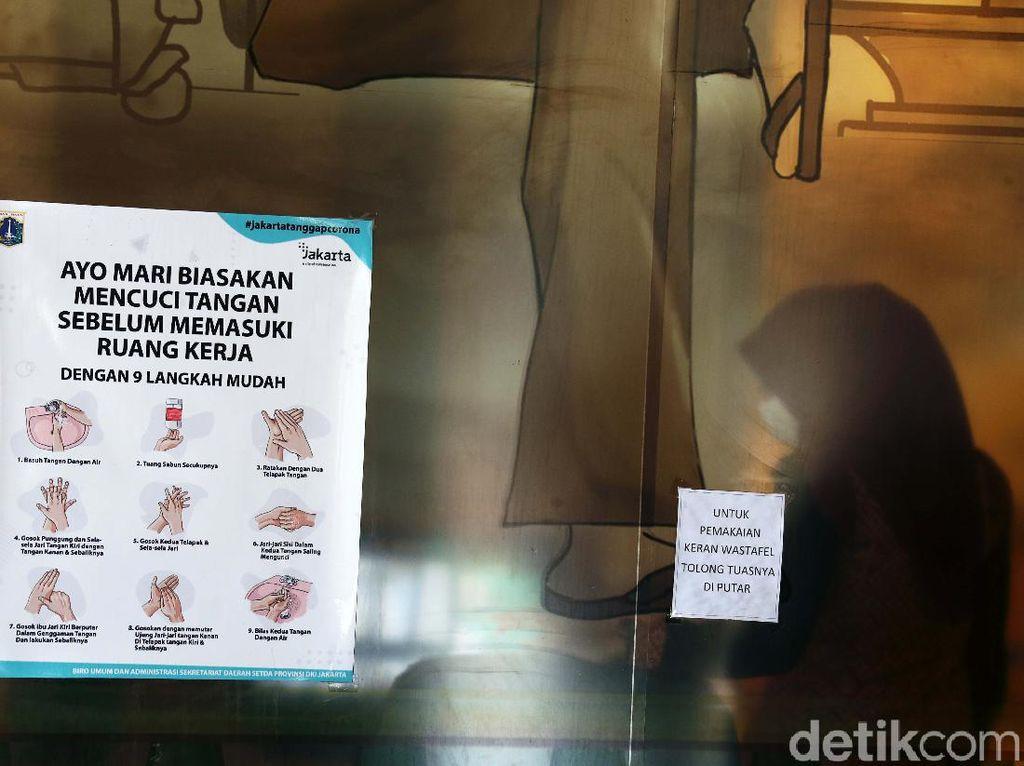 Perkantoran hingga Museum di Jakarta Dibuka Hari Ini, Kapasitas 50%