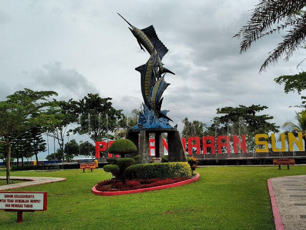 Pantai Pangandaran Dibuka, Wisatawan Harus Tunjukkan Hasil Rapid Test