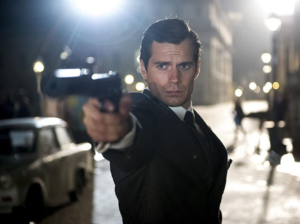 Henry Cavill Mimpi Bintangi James Bond