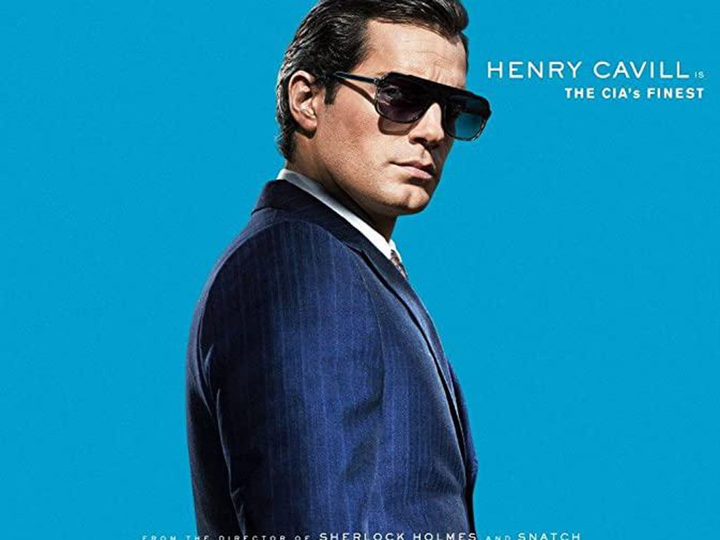 Sinopsis The Man from U.N.C.L.E. di Trans TV dan Fakta Menariknya