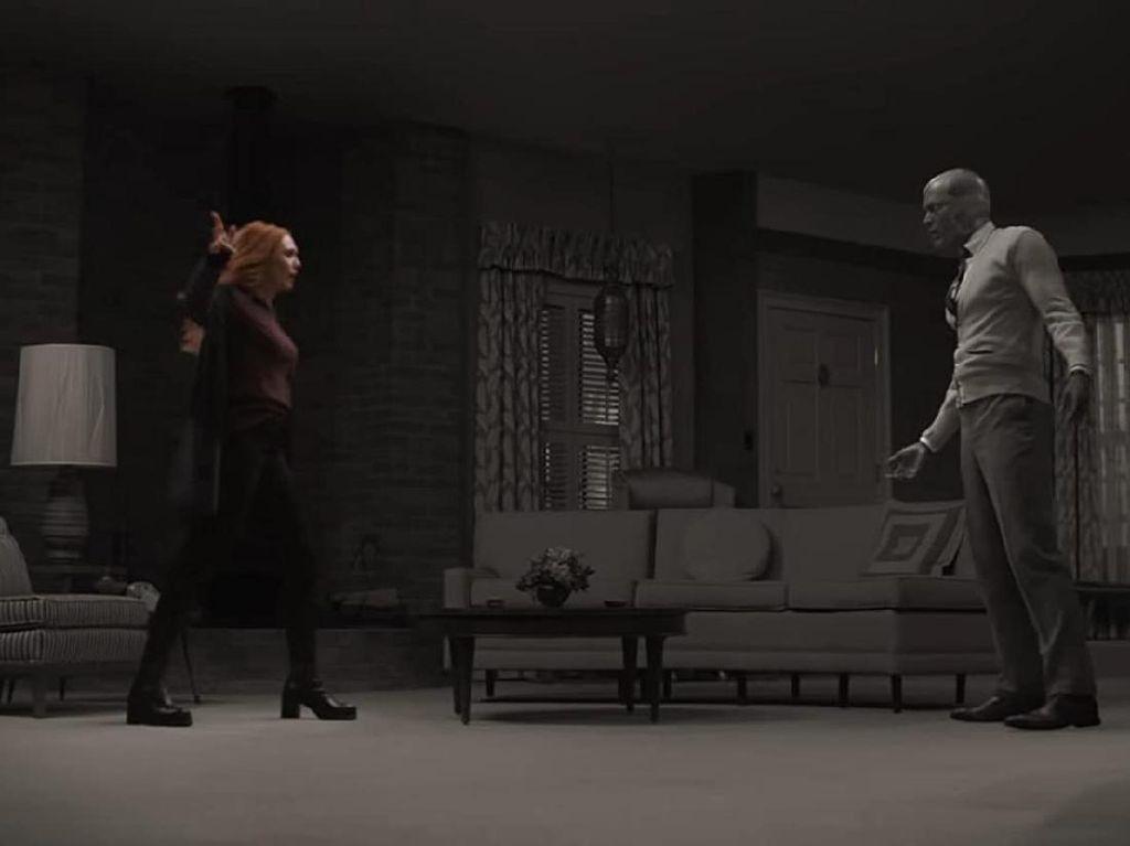 WandaVision Jadi Pintu Pembuka X-Men Gabung ke Marvel Cinematic Universe