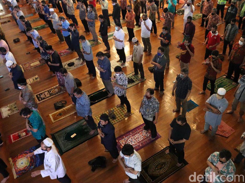 DMI Ajak Pemuda Bangkit dari Masjid Menuju Fase New Normal