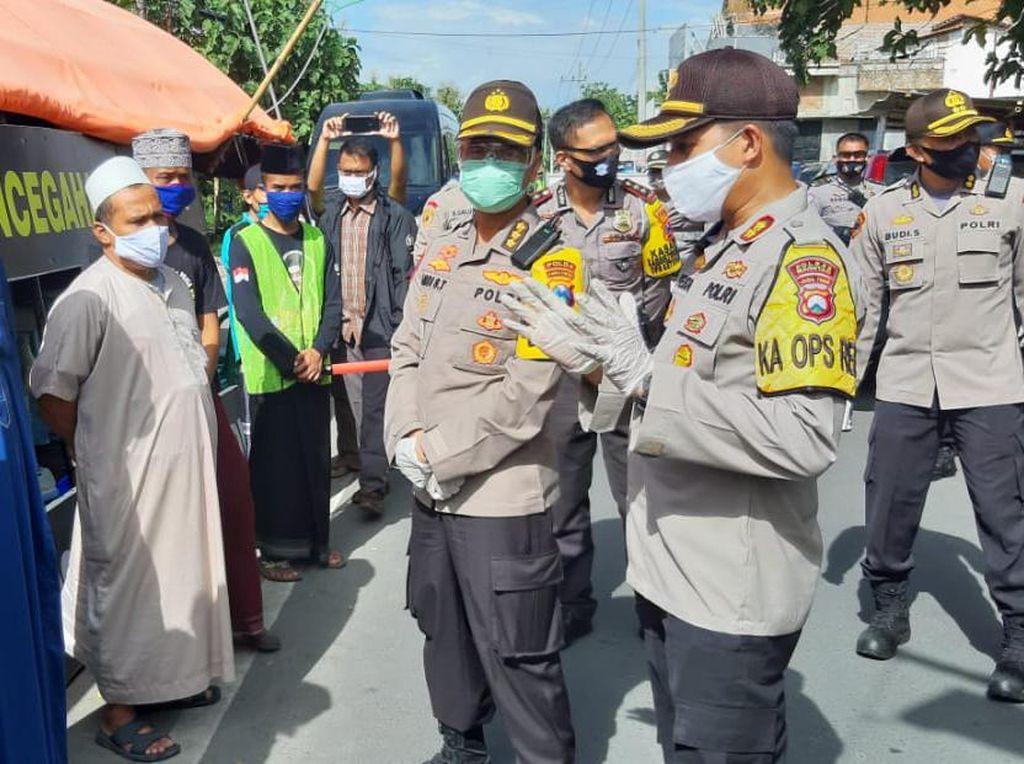 Polda Jatim Cek Kampung Tangguh di Temboro Magetan