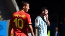 Hazard Dinilai Bisa Selevel Messi, Setuju?