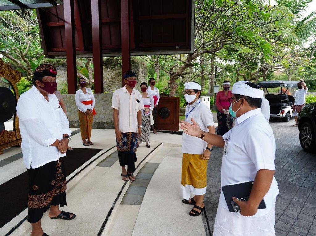 Langkah Inaya Putri Bali dan Grand Inna Malioboro Sambut New Normal
