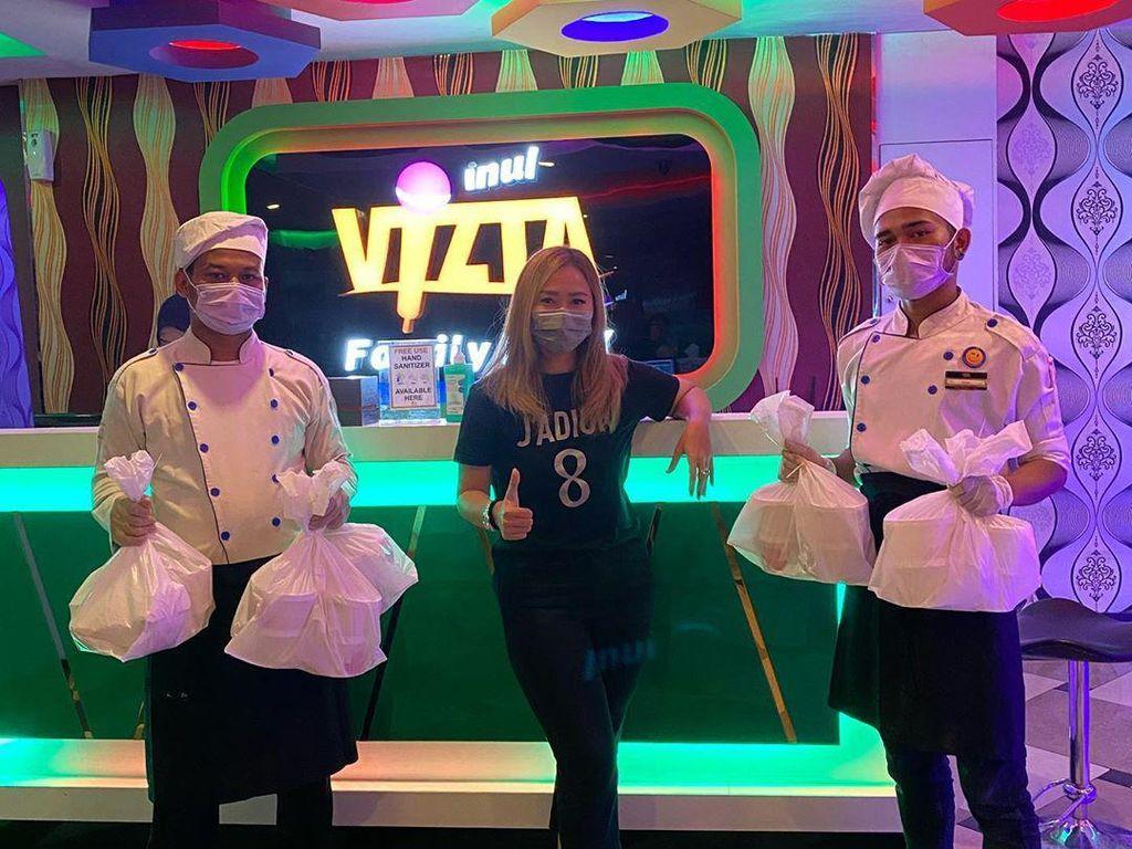 Terdampak Corona, Inul Daratista Ubah Bisnis Karaoke jadi Bisnis Kuliner