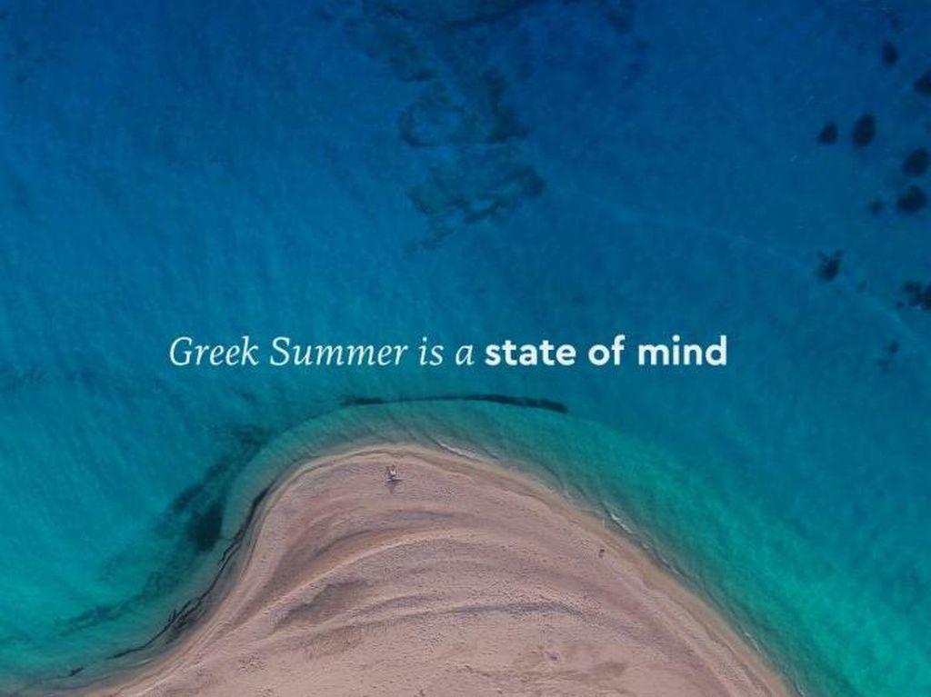 Yunani Ingin Lebih dari Sekadar Musim Panas