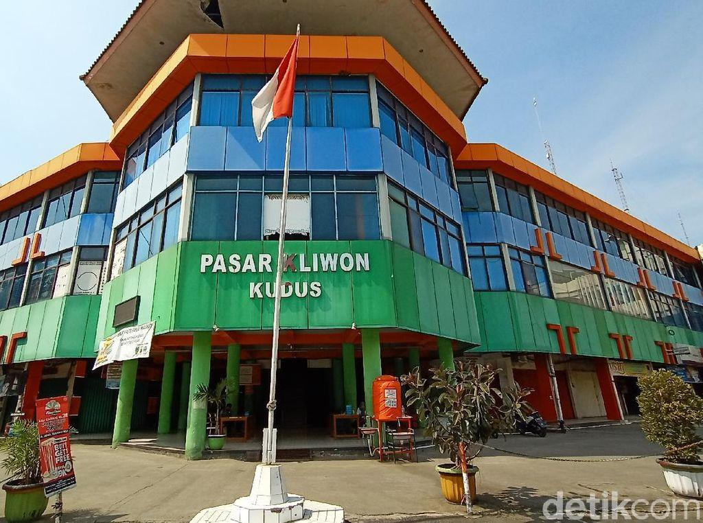 2 Hari Pasar Kliwon Tutup, Miliaran Rupiah Pendapatan Pedagang Hilang