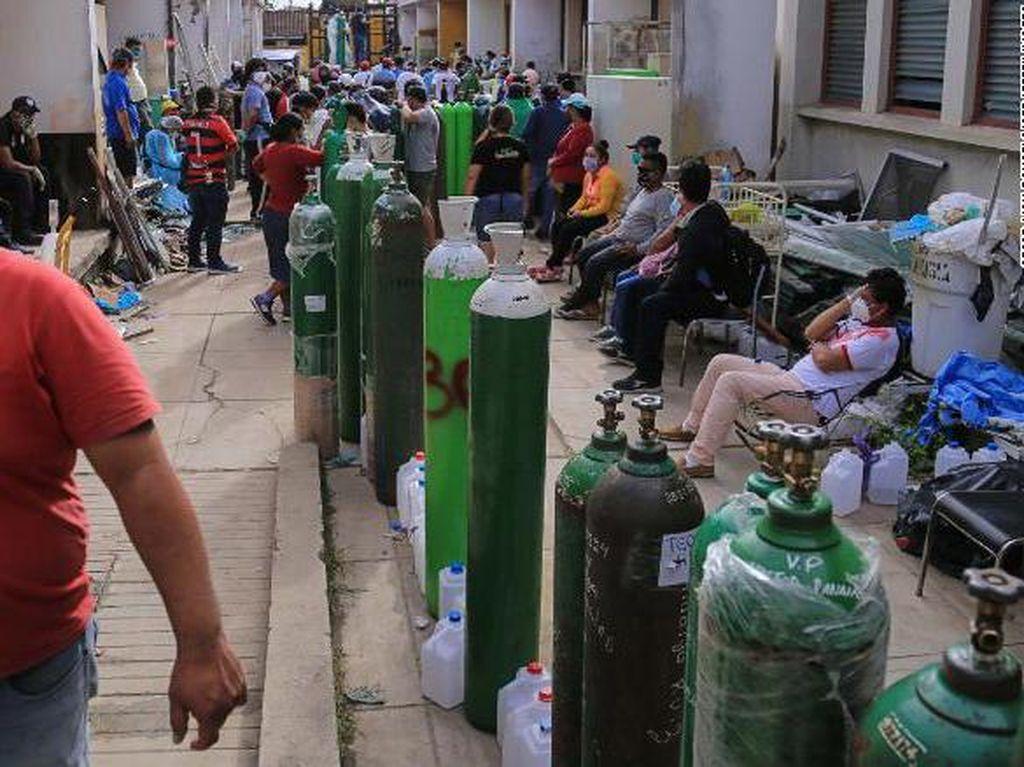 WHO Sebut Dunia Krisis Oksigen, Dinkes: Insyaallah Jabar Aman