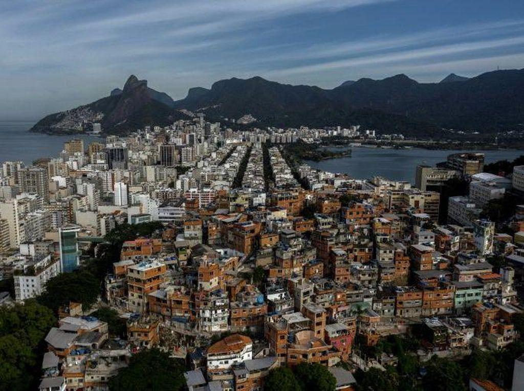MA Brasil Larang Polisi Gerebek Kawasan Kumuh Saat Pandemi Corona