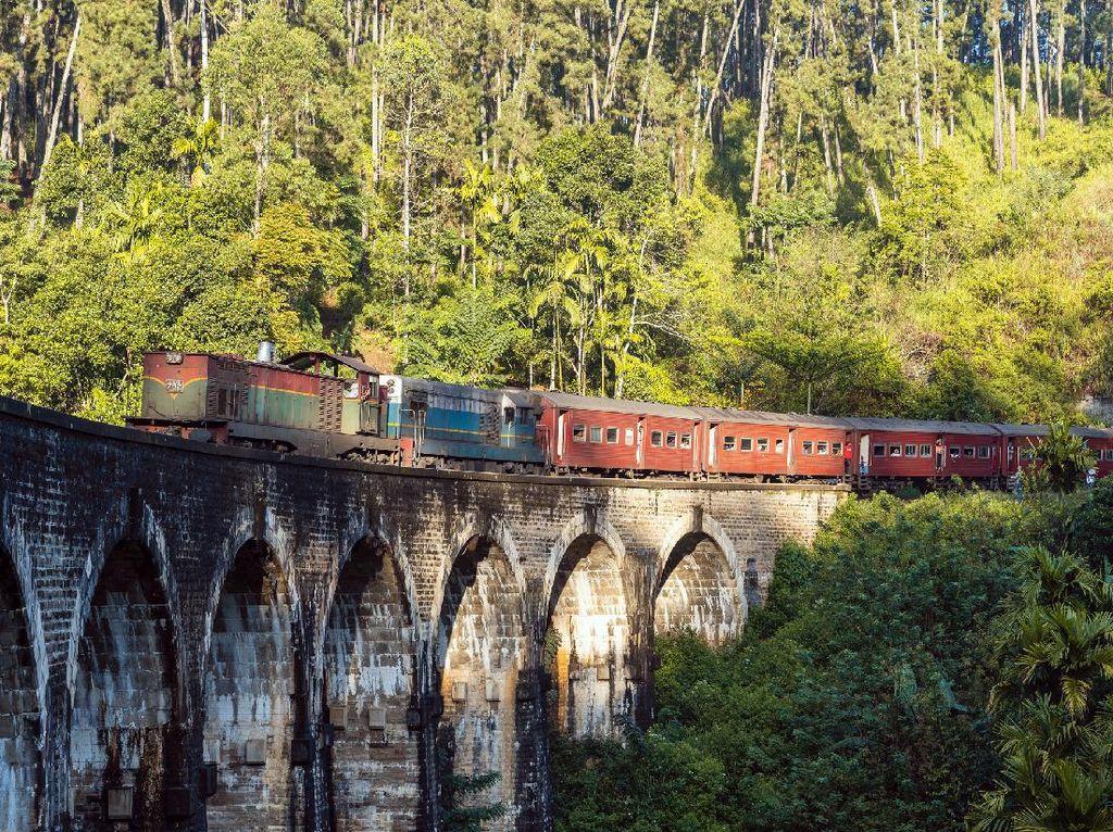 Sri Lanka Buka Gerbang untuk Turis Asing