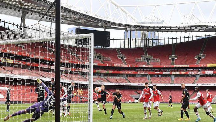 Arsenal vs Charlton dalam rangkaian ujicoba jelang Premier League bergulir 17 Juni