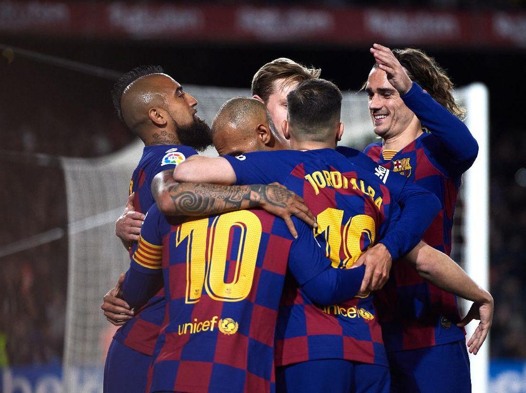 Mallorca Vs Barcelona: El Barca Kembali dengan Skuad yang Lebih Bugar