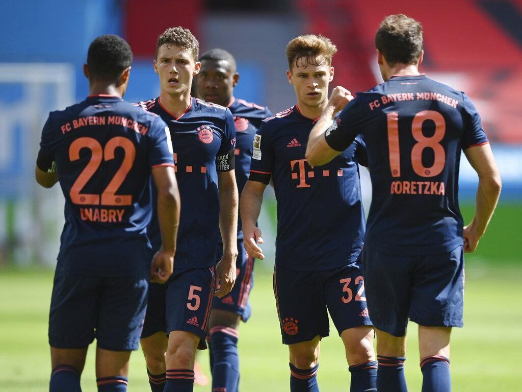 Gol Cepat Leverkusen Bangunkan Bayern