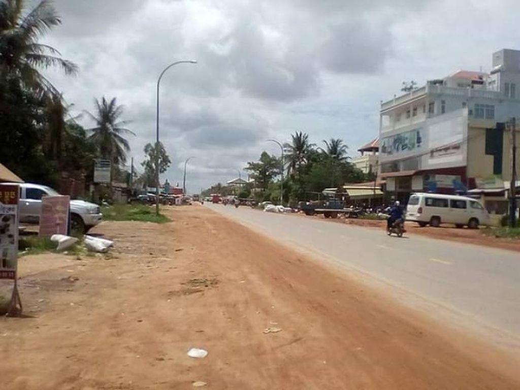 Menjelajah Pinggiran Kota Siem Reap