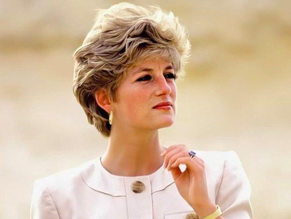 Cantiknya Abadi, Wajah Putri Diana Paling Sempurna di Kalangan Kerajaan