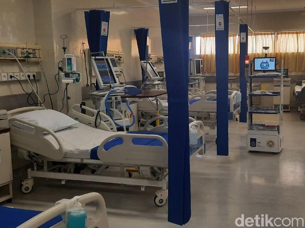 Terapkan New Normal, RS Unair Berterima Kasih pada CT Corp dan Donatur Lain