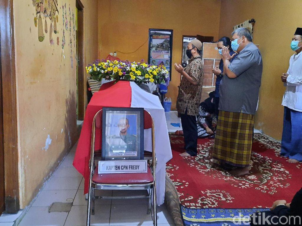 Sosok Kapten Fredy Korban Heli Jatuh di Kendal, Keluarga: Baik dan Saleh