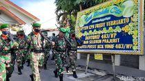 Suasana Rumah Duka Korban Helikopter TNI AD yang Jatuh di Kendal