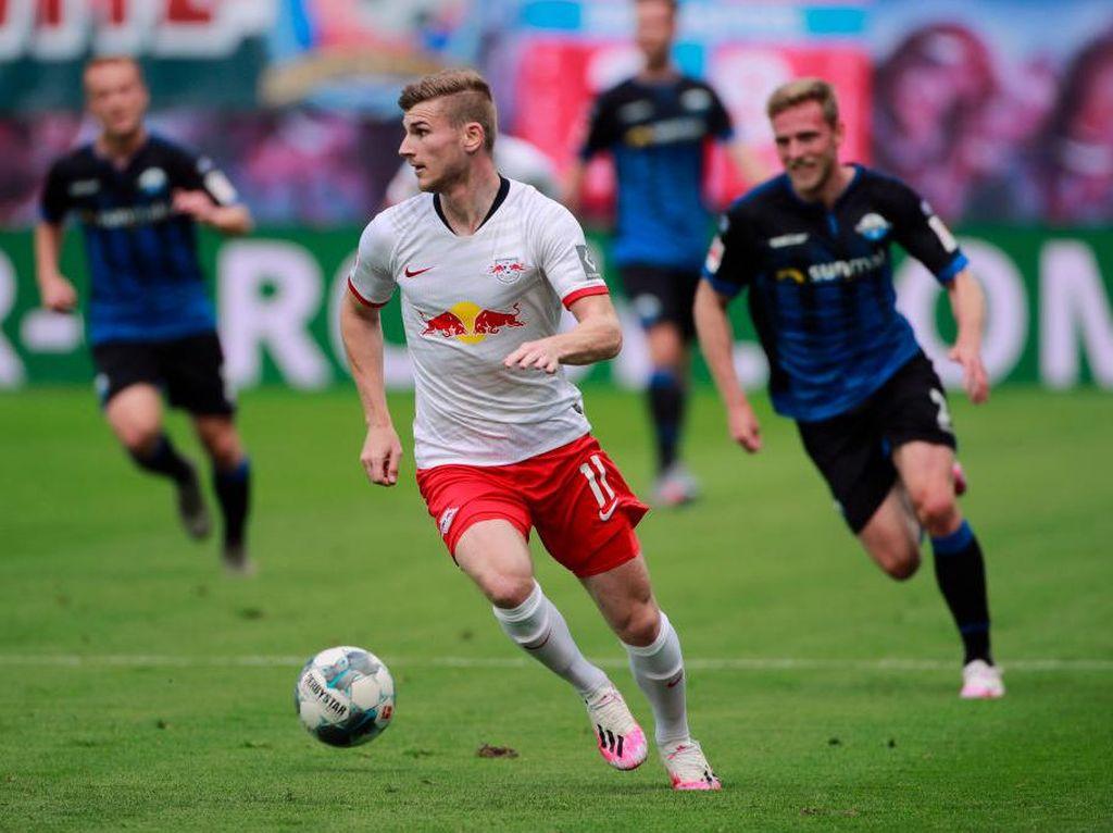 Werner yang Super Cepat Akan Cocok dengan Liga Inggris
