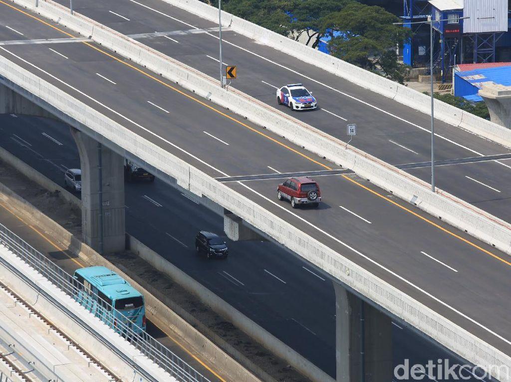 Waskita Terima Pembayaran Tol Japek Layang dan LRT Palembang Rp 6 T