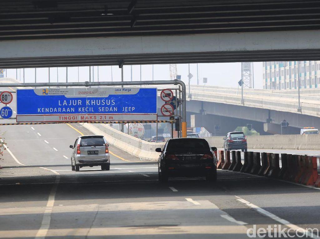 Tol Layang Jakarta-Cikampek Ditutup, Simak Pengalihan Arusnya