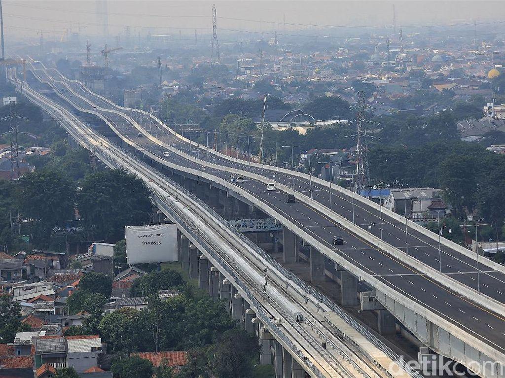 Akan Ganti Nama, Jalan Tol Layang Japek KM 10A Tutup Sementara pada Senin