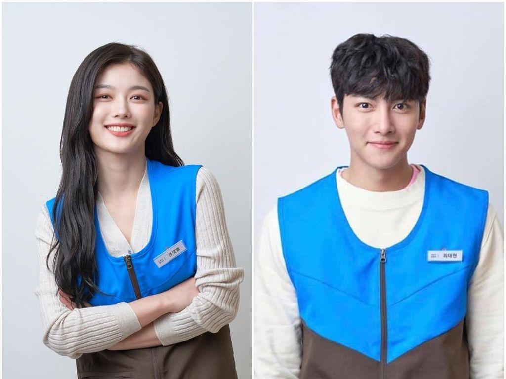 Di Backstreet Rookie, Kim Yoo Jung Nyaman Akting Bareng Ji Chang Wook