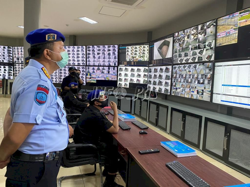 Canggih! Begini Pengawasan Superketat di Pulau Penjara Nusakambangan