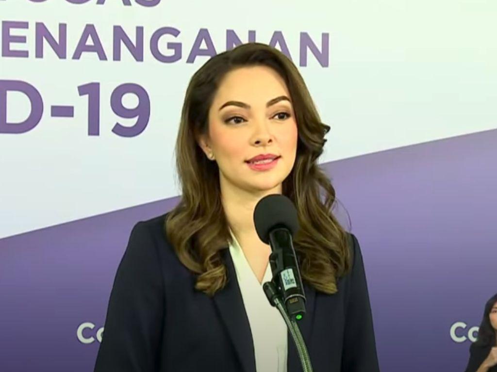 Profil Reisa Broto Asmoro, Jubir Baru COVID-19 yang Kagetkan Netizen