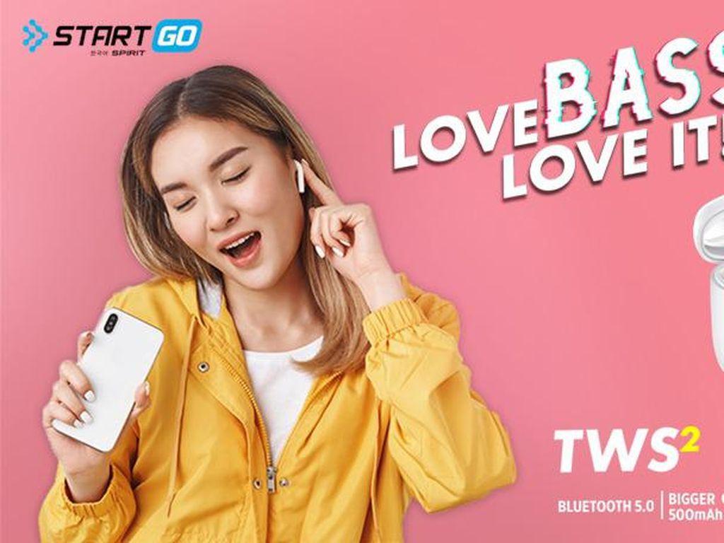Advan Tawarkan Earphone StartGo TWS2, Diklaim Awet Daya-Audio Jernih