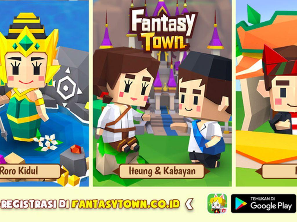 Kemenparekraf Dukung Fantasy Town Lestarikan Budaya Secara Digital