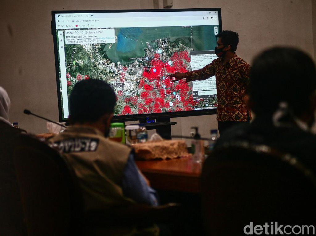 6 Syarat Surabaya Raya Memasuki Masa Transisi New Normal, Apa Saja?