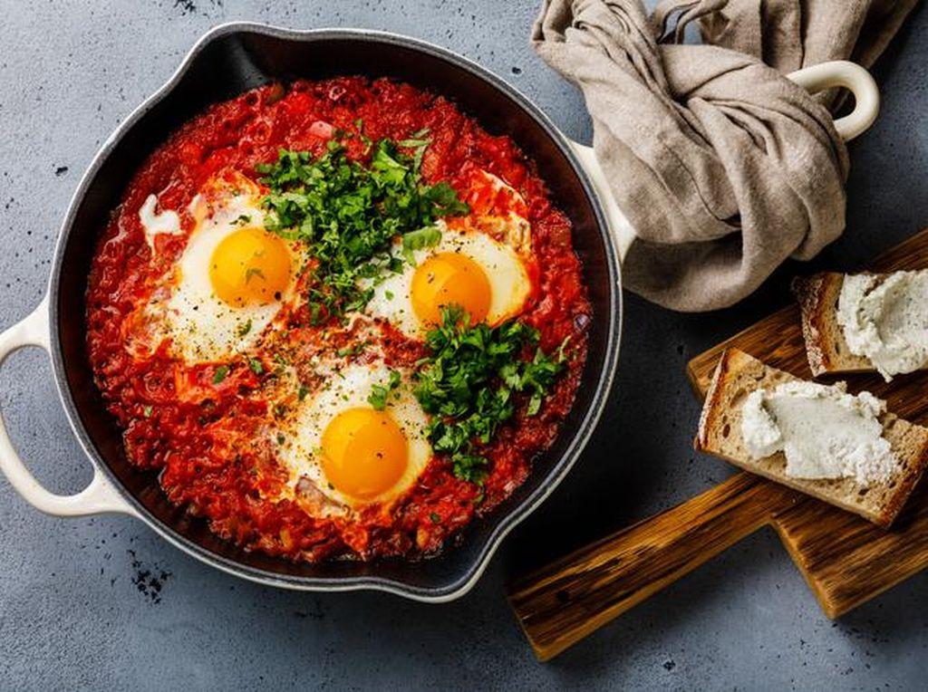 5 Hidangan Telur Terbaik di Dunia, dari Timur Tengah hingga China