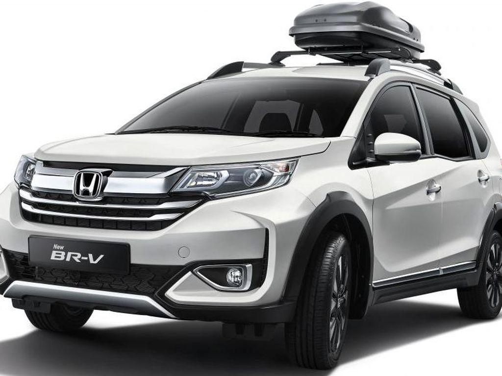 Honda BR-V Facelift Meluncur di Malaysia, Simak Harga dan Ubahannya