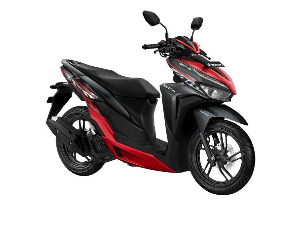 Honda Vario Bersolek, Kini Tampil Lebih Sporty