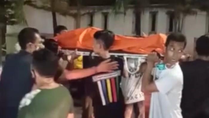 Jenazah PDP Corona di Makassar Dibawa Kabur Keluarga