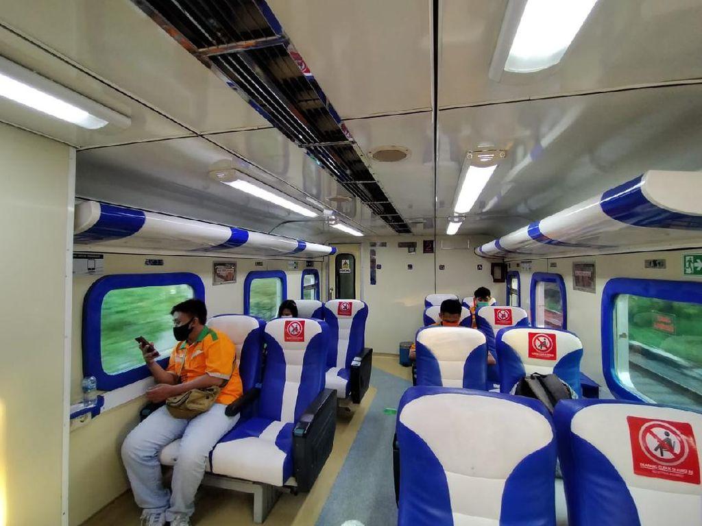 Hari Ini Daop 4 Semarang Mulai Operasikan Kereta Lokal KA Kedungsepur