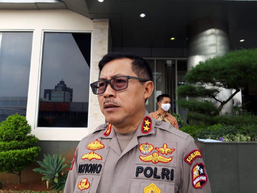 Operasi Ketupat Berakhir, Kakorlantas: Tak Ada Anggota Kena Corona di Lapangan