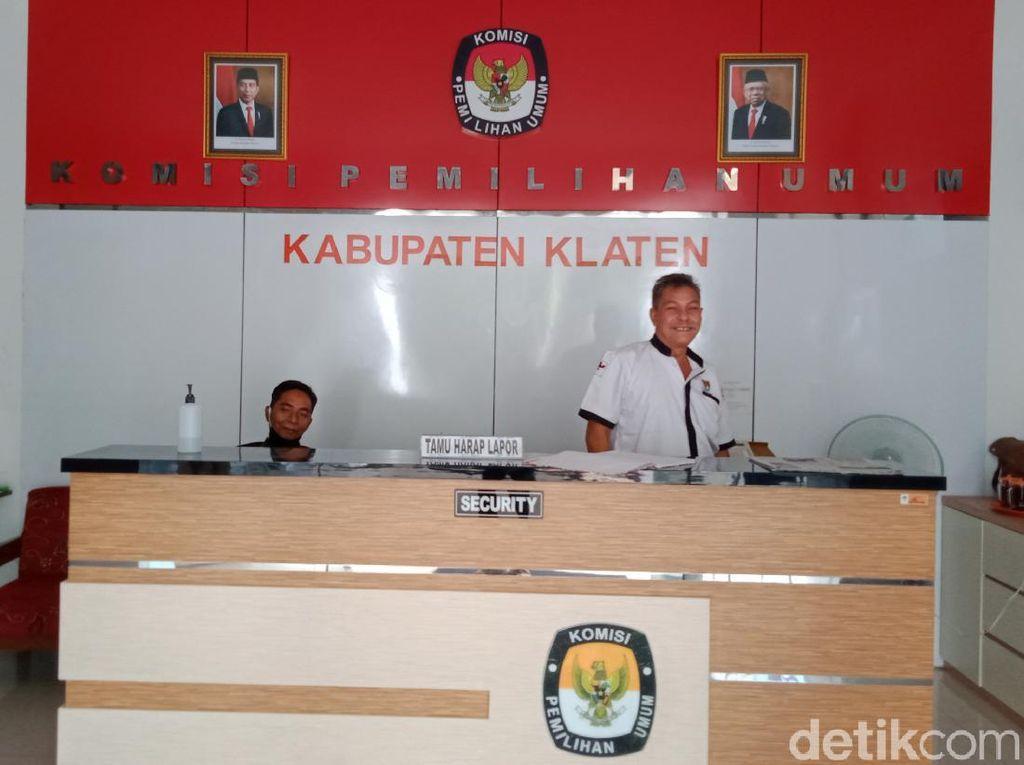 KPU Klaten Minta Tambahan Rp 11 M untuk Belanja APD Pilkada