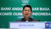 Urus Masalah Sanksi, Raja Sapta Okto Diplomasi ke Petinggi WADA