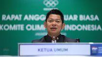 Imbas Corona, Ketua KOI Lebih Realistis Soal Program Olimpiade