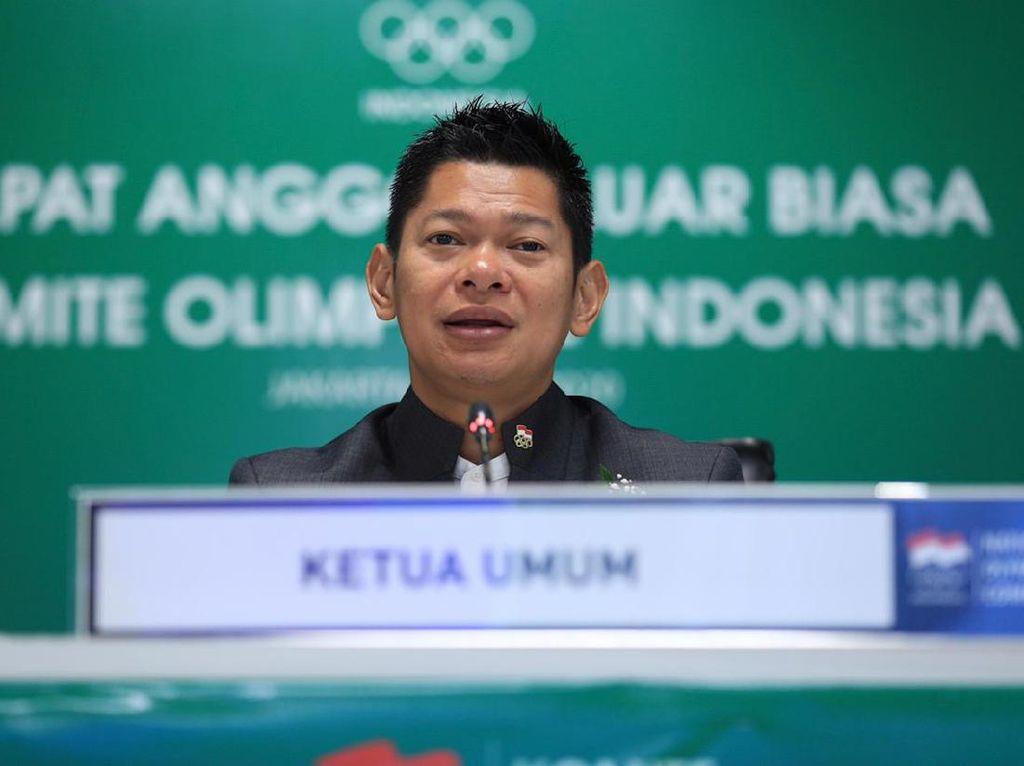 KOI Cari Ambassador Merah Putih untuk Olimpiade Tokyo