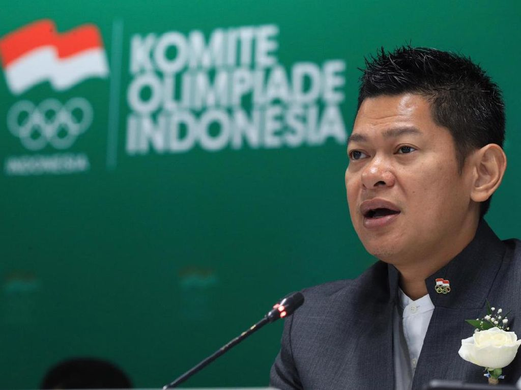 Susun Rumusan Protokol Kesehatan Olahraga, KOI Tunggu Usulan Cabor