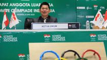 Gandeng DKI, KOI Buat Rancangan Kampanye Tuan Rumah Olimpiade 2032
