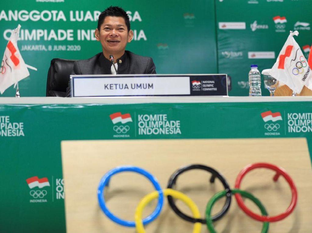 Ini Strategi KOI agar Indonesia Bisa Jadi Tuan Rumah Olimpiade 2032