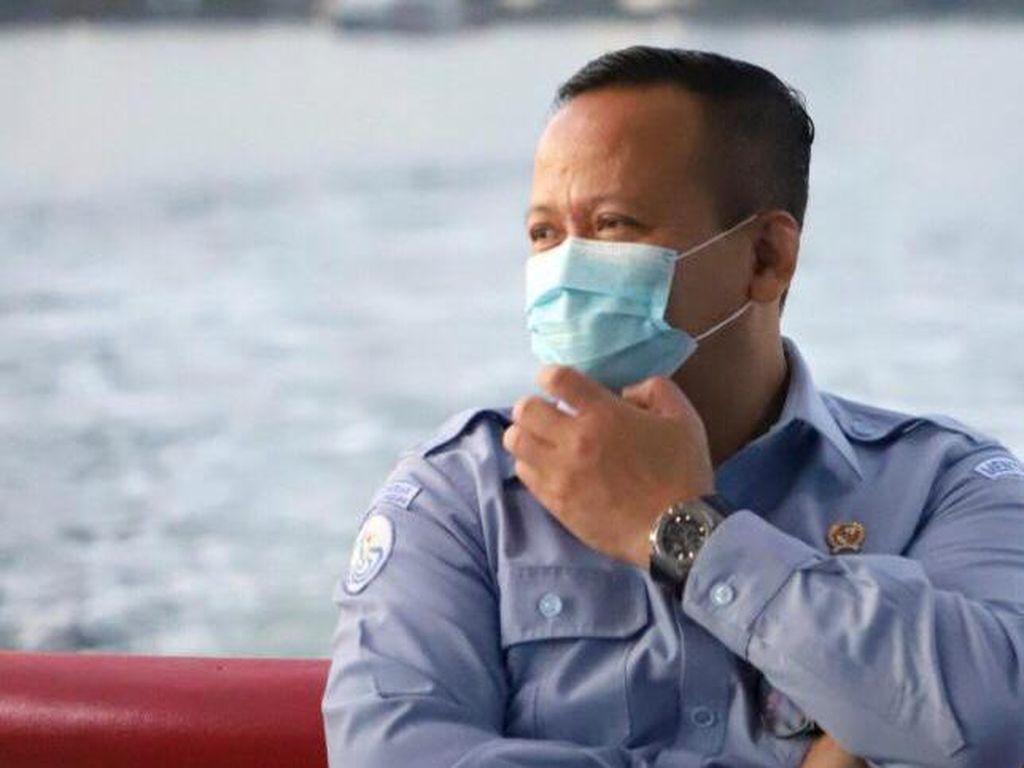 Ini Alasan Edhy Prabowo Ogah Tenggelamkan Kapal