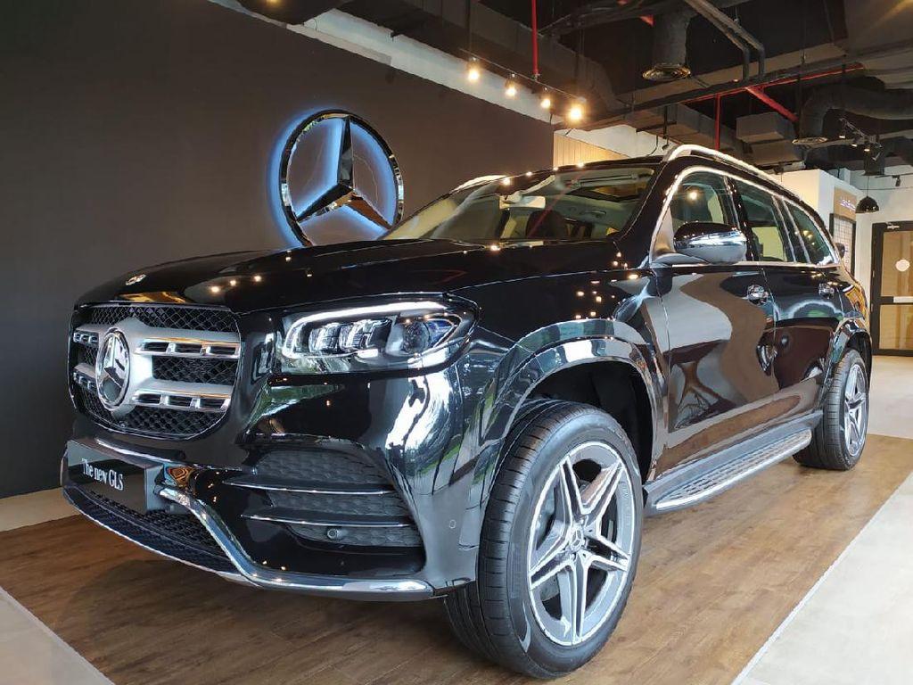 Melihat Lebih Dekat SUV Baru Mercedes-Benz New GLS 450 Seharga Rp 2,3 M